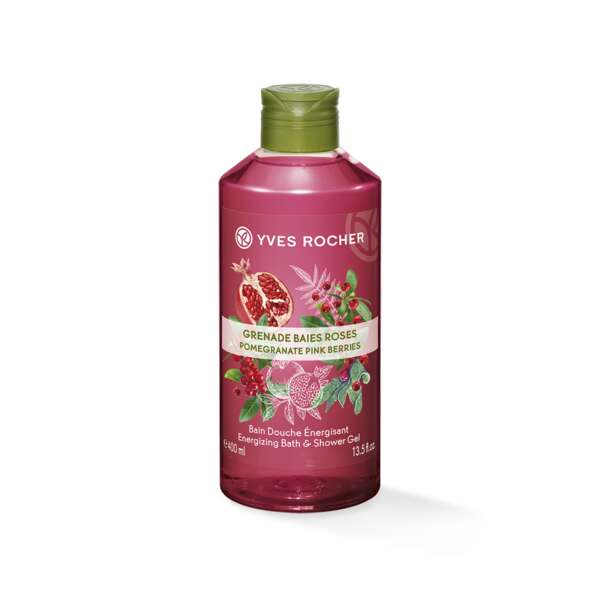Brusegelé - Pomegranate Pink berries 400 ml