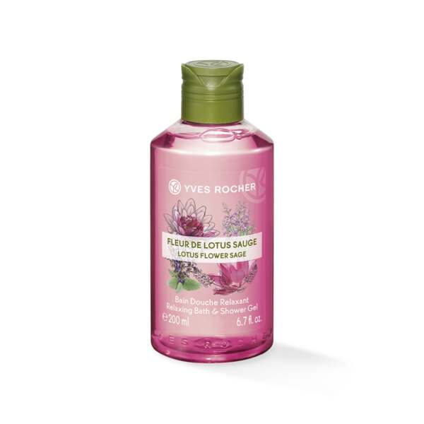 Brusegelé - Lotusblomst, Salvie 200 ml
